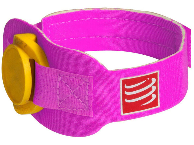 Compressport Timing Chipband blå (2019) | misc_clothes